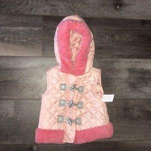 Little Lass Vest